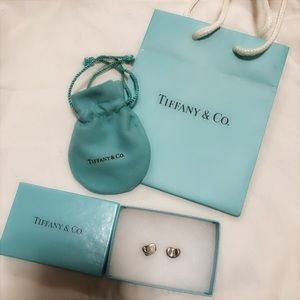 Tiffany & Co. Elsa Peretti earrings